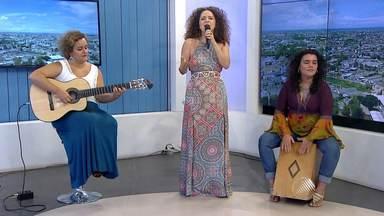 Dia Internacional da Mulher: grupo formado só por mulheres é convidado do estúdio do BMD - No repertório, músicas que celebram as homenageadas do dia.
