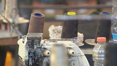 Fábricas do setor de vestuário começam a demitir em Brodowski, SP - A crise econômica atinge o segmento que é uma das bases da economia da cidade.