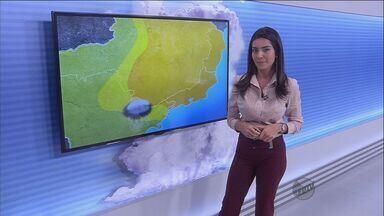 Confira a previsão do tempo para esta quarta-feira (9) no Sul de Minas - Confira a previsão do tempo para esta quarta-feira (9) no Sul de Minas
