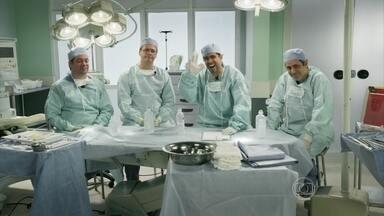 Mesa cirúrgica: Acompanhe tudo! - Descubra quem ganhou o bisturi da semana
