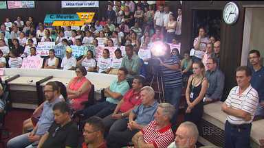 Reunião tenta evitar fechamento do Hospital Bom Jesus, em Toledo - O hospital está com muitas dívidas