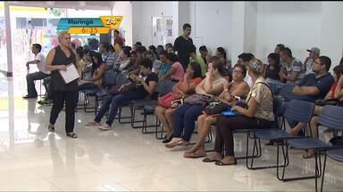 Espera para tirar carteira de trabalho em Londrina leva mais de um mês - O sistema não está dando conta