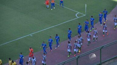 Galícia mantém os mesmos titulares em quinto jogo seguido - Time enfrenta o Bahia nesta quarta-feira (9); confira.