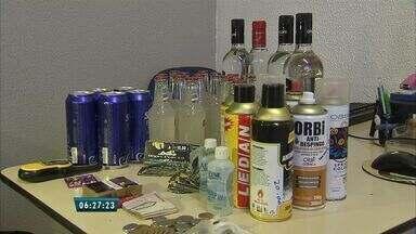 Polícia investiga festa com sexo e drogas para adolescentes e crianças na Barra do Ceará - O organizador da festa, um jovem de 19 anos, fugiu no momento da ação da polícia e está sendo procurado.