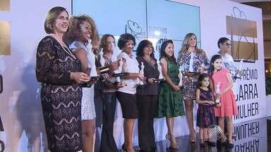 Mulheres baianas são premiadas em homenagem pelo Dia da Mulher - Confira as homenageadas.