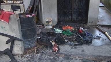 Cinco vítimas da explosão em Manaus seguem em estado grave, diz Susam - Quatro vítimas de explosão em Manaus têm alta médica, diz Susam.