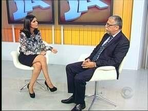 O assunto é saúde no JA IDÉIAS - Presidente da Federação das Santas Casas fala sobre a situação dos hospitais
