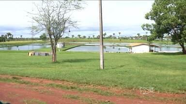 Polícia procura por homens que assaltaram empresa de piscicultura em Bacabal, MA - A polícia procura pelos homens que assaltaram uma empresa de piscicultura em Bacabal (MA).