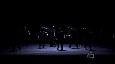 Grande Teatro do Palácio das Artes completa 45 anos em Belo Horizonte - Comemorações começaram com apresentação do Grupo Corpo.