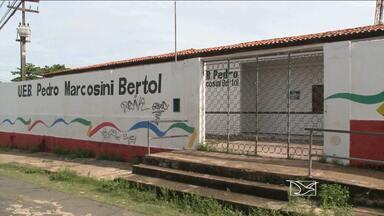 Professores da rede municipal paralisam as atividades em São Luís - Docentes reclamam por mais seguranças nas escolas; paralisação vai se estender por toda a semana.