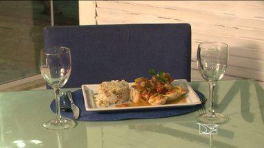 Quadro 'Fica a Dica' ensina a preparar moqueca de pescada com camarão - Dica é para ajudar àqueles que permanecem firmes na tradição de não comer carne vermelha no período da quaresma.