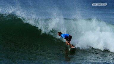 John John Florence - Uma Promessa Havaiana 2ª T.7 - Surfe E Skate Na França