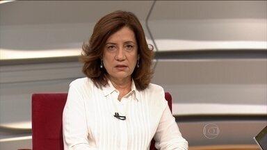 Miriam Leitão comenta possibilidade de Lula se tornar ministro - Para Miriam Leitão, do ponto de vista político, se o ex-presidente Lula aceitar um cargo num ministério, ele passa a ser a primeira pessoa no Governo.