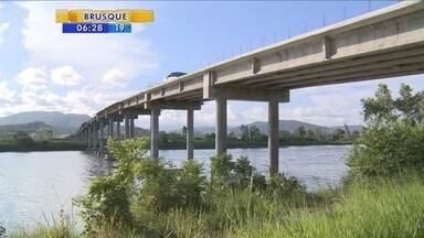 Governo libera recursos para obras em duas importantes pontes do Vale do Itajaí - Governo libera recursos para obras em duas importantes pontes do Vale do Itajaí