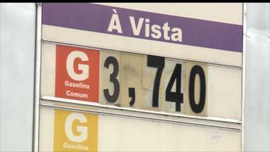 Postos de Gasolina da capital registram redução no preço dos combustíveis - Postos de Gasolina da capital registram redução no preço dos combustíveis