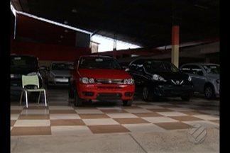 Polícia Federal cumpre dois mandados de busca a apreensão em locadoras de carros em Belém - A ação faz parte da operação frota virtual.