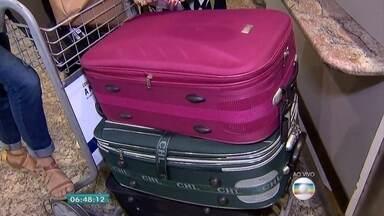 Anac abre audiência para mudar regras de despacho de bagagens - Empresas não serão mais obrigadas a oferecer franquia de bagagem.