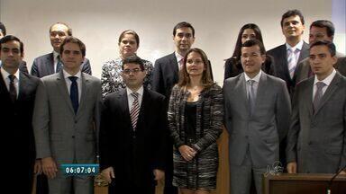 Juízes federais do Ceará realizam ato em apoio a Sérgio Moro e a operação Lava Jato - Em nota divulgada, assinada por 37, dos 52 juízes federais do Ceará, eles manifestam apoio ao juiz Sérgio Moro e dos demais magistrados que atuam no processo da Operação.