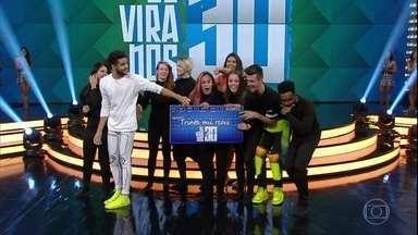 Grupo All Style leva prêmio no 'Se Vira nos 30' - Artistas de Sorocaba levaram R$30 mil para casa