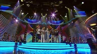 Vocal5 homenageia Roupa Nova na final do 'A Capella' - Grupo se apresenta com as músicas 'A Viagem', 'Anjo' e 'Sapato Velho'
