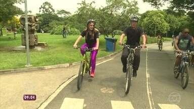 Aumenta o número de roubos e furtos de bicicletas - Especialista em segurança, Diógenes Lucca dá dicas para o ciclista se proteger