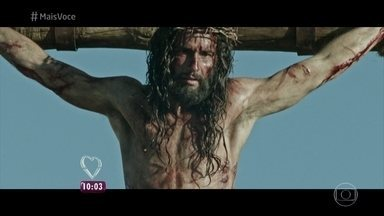 Rodrigo Santoro vive Jesus no remake de 'Ben-Hur' - Bruno Astuto conta as últimas notícias sobre o ator, que também vive o Coronel Afrânio na novela 'Velho Chico'