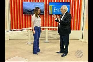Ivo Amaral comenta os destaques do esporte paraense nesta quinta-feira (24) - Ivo Amaral comenta os destaques do esporte paraense nesta quinta-feira (24)