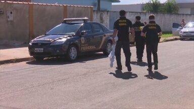 Nove pessoas são presas em Vilhena durante operação da Polícia Federal - Segundo investigação, desvios eram feitos da previdência social.