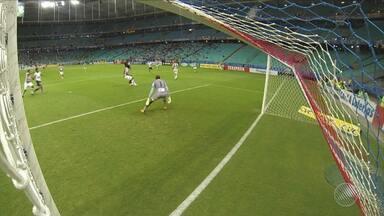 Garotos do Bahia vencem o Santa Cruz pela Copa do Nodeste - Veja as notícias do tricolor baiano.