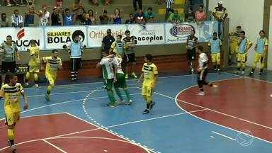 Resende vence Volta Redonda de virada pela Copa Rio Sul de Futsal - Jogo terminou em 5 a 3.