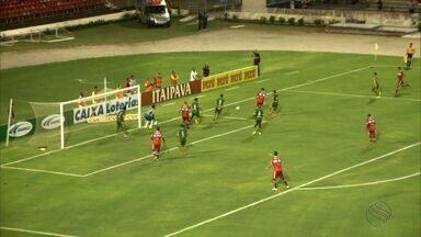 Estanciano empata com CRB pela Copa do Nordeste - Estanciano empata com CRB pela Copa do Nordeste