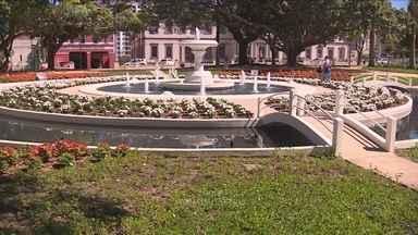 Projeto quer promover melhorias em espaços públicos da capital - Projeto quer promover melhorias em espaços públicos da capital