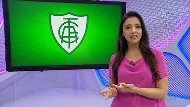 Atacante Borges é o novo reforço do América-MG - Coelho anunciou a contratação do atacante Borges, ex-Cruzeiro