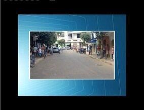 MG Patrulha: bandido é morto e outro fica ferido por PM durante assalto - Eles assaltaram um salão de beleza em Santa Rita de Minas. Na fuga, criminosos foram surpreendidos por policiais.