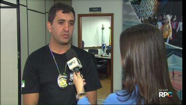 Força-tarefa está em Cascavel para reforçar a segurança depois dos ataques à ônibus - O delegado chefe Adriano Chohfi diz que os policiais ficam na cidade por tempo indeterminado