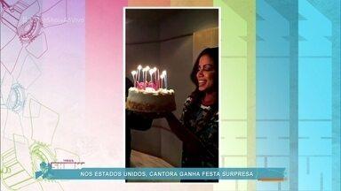 Anitta festeja 23 anos nos Estados Unidos - Os ex-BBBs Eliéser e Kamilla se preparam para o casamento. Confira mais notícias dos famosos!