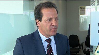 Gaeco cumpre mandados de busca e apreensão no gabinete do deputado Gilberto Ribeiro - O deputado estadual é investigado por suspeita de ficar com parte dos salários de funcionário do gabinete