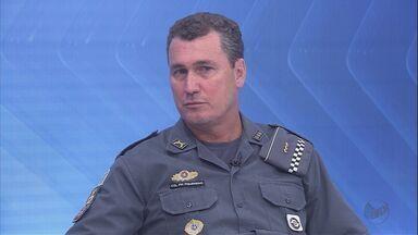 Polícia Militar da região de Ribeirão Preto, SP, tem novo comandante - Coronel Humberto Gouvêa Figueiredo assumiu o trabalho nesta semana.