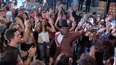 Vintage Trouble levanta o Altas Horas com 'Pelvis pusher' - Confira!