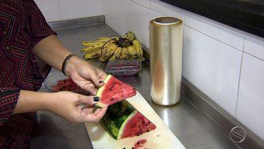 Aprenda como congelar frutas - Aprenda como congelar frutas.