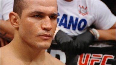 UFC chega a Croácia com Junior Cigano na luta principal - Brasileiro luta para se recuperar de derrota em dezembro