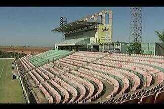 Corpo de Bombeiros aprova projeto, e URT joga semi do Mineiro em Patos - Presidente do time confirma partida no estádio do Mamoré, em Patos de Minas. Confrontos da semifinal serão definidos neste domingo, na última rodada da 1ª fase
