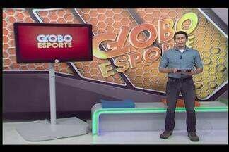 Confira a íntegra do Globo Esporte Triângulo Mineiro - Globo Esporte- Triângulo Mineiro - 09/04/2016