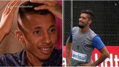 Artilheiro do Noia, Saldanha enfrenta o artilheiro do Gauchão neste sábado (9) - Partida decide quem segue no Campeonato.