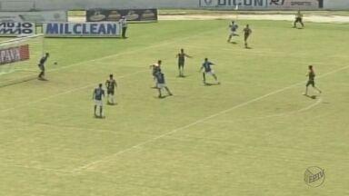 Barretos empata no primeiro jogo das quartas-de-final da Série A2 - Touro do Vale enfrentou o Taubaté, fora de casa, e saiu atrás do placar duas vezes, mas consgeuiu o gol de empate aos 44 minutos dos egundo tempo.
