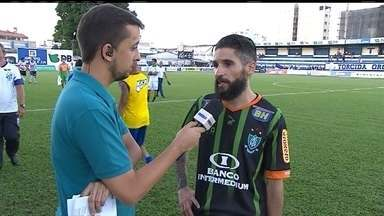Tony exalta vaga na semifinais e analisa duelo com o Cruzeiro no mata-mata do Mineiro - Tony exalta vaga na semifinais e analisa duelo com o Cruzeiro no mata-mata do Mineiro