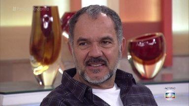 Humberto Martins completa 55 anos - Ator comenta pesquisa que afirma que homens só amadurecem aos 54 anos
