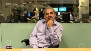 Ancelmo Gois chama a atenção para as pequenas infrações do dia a dia - Jornalista costuma denunciar abusos em sua coluna no jornal 'O Globo'