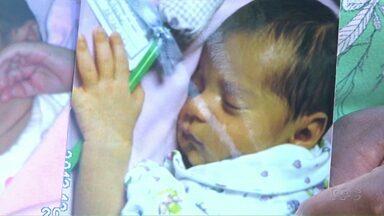 Exame de DNA comprovou que menina desaparecida está em Loanda - A pequena Eloisa desapareceu com a mãe em 2014. Ela foi encontrada com uma mulher em Querência do Norte.