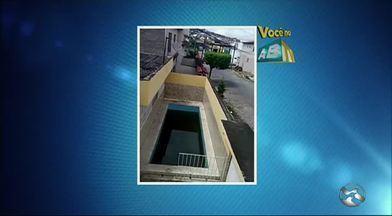 Confira as denúncias do 'Você no ABTV' desta sexta-feira (15) - Problemas foram apontados em Caruaru.